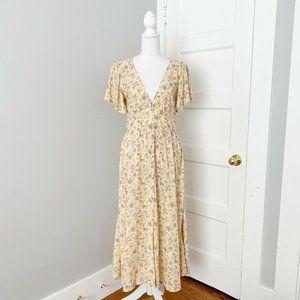 NWT | Auguste The Label | Olsen Violet Midi Dress